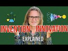 Innovation versus Invention: the difference explained with Virtual Reality