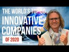 The World's Top 50 Most Innovative Companies in 2020