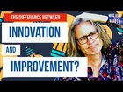 The Difference between Innovation and Continuous Improvement
