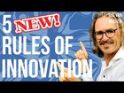 Five New Rules of Innovation (in 2020)