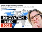 Bloomberg Innovation index 2021