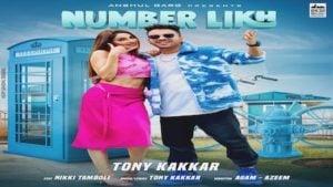 Number Likh – Tony Kakkar