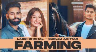 Farming Lyrics – Laddi Chahal